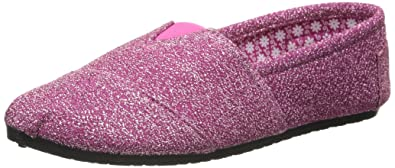 DAWGS Kaymann Toddler Ballet Flats PURPLE 5 M US 1LdD0J5BY