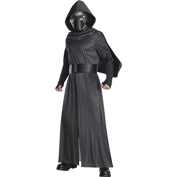 Rubies 3810669 - Disfraz de Kylo Ren para adulto, color negro ...