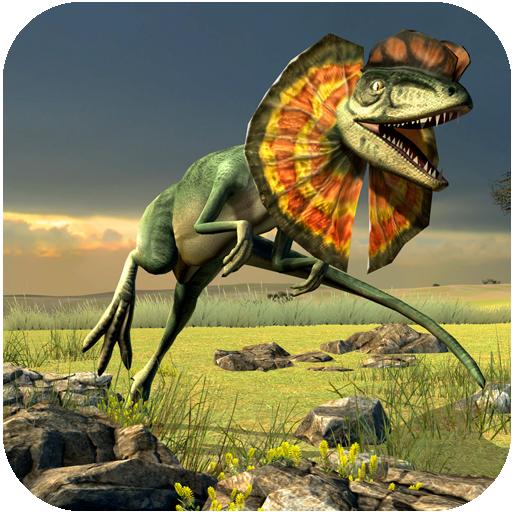 (Dilophosaurus  Survival Dinosaur Simulator)