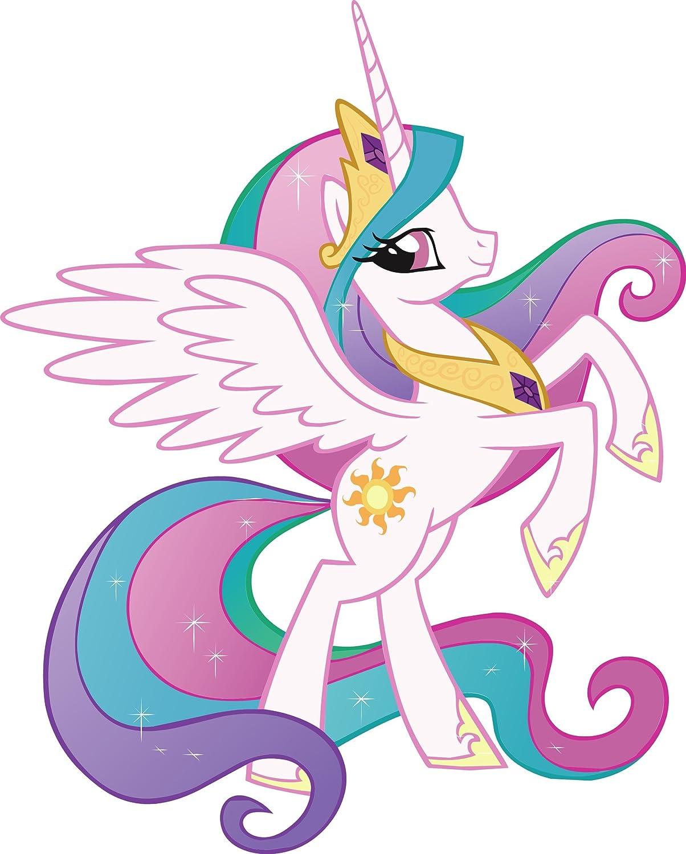 Amazoncom My Little Pony Princess Celestia Set of 3 Removable