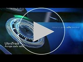 Philips RQ1275/17 - Afeitadora sin cable SensoTouch 3D serie 9000 ...