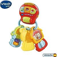 VTech- Llavero Baby Keys Sonajero electrónico Interactivo