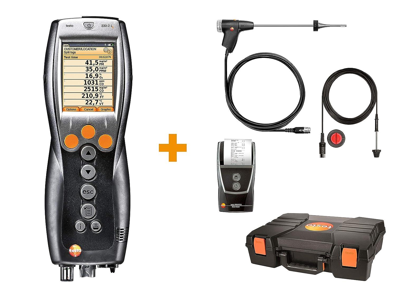 Testo 330-2 LL 0563 3372 78 - Altavoz Bluetooth: Amazon.es ...
