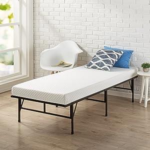 zinus memory foam 4 inch mattress