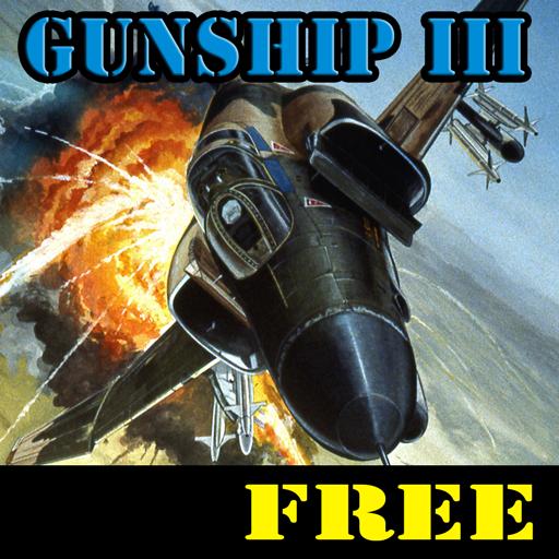 Gunship III - Combat Flight Simulator - FREE (The Best Flight Simulator)