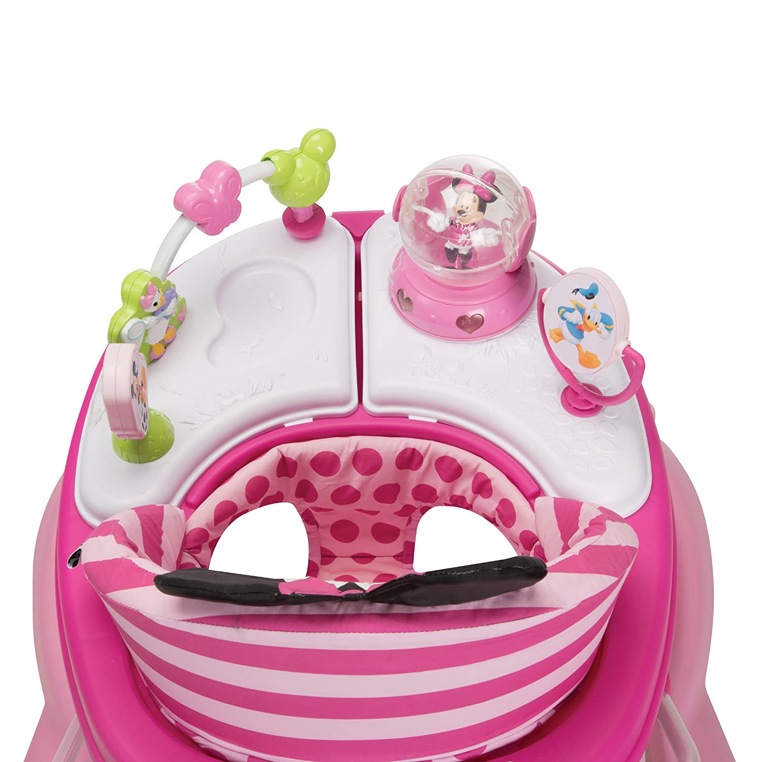 Amazon.com: Best Infant Baby Minnie Mouse Walker Chair Seat ...