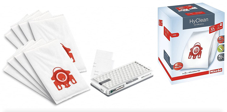 Miele* Aspiradora S6220 Original - Oferta 8 Bolsas FJM + 2 ...
