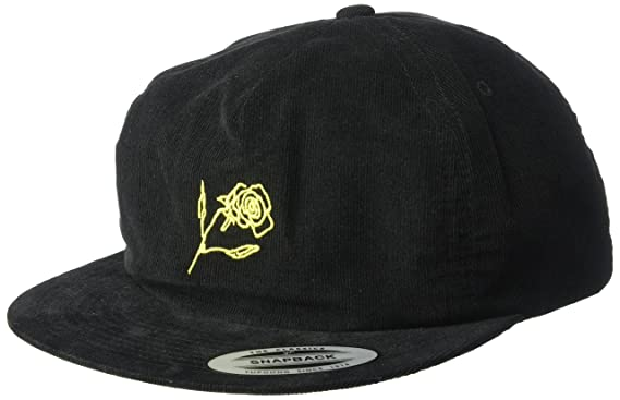 cdb1e766bcc53 ... buy volcom mens stone bud five panel hat black one size 2e4bf 06754