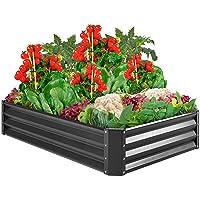 BCP 72-in x 36-in x 12-in Outdoor Metal Raised Garden Bed Deals