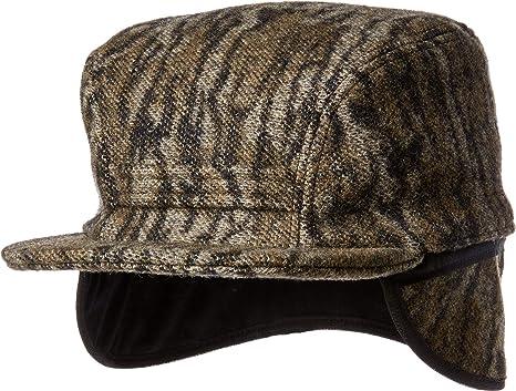 5c559bd0 Amazon.com: Filson Unisex Mackinaw Cap Bottom Land XL: Clothing