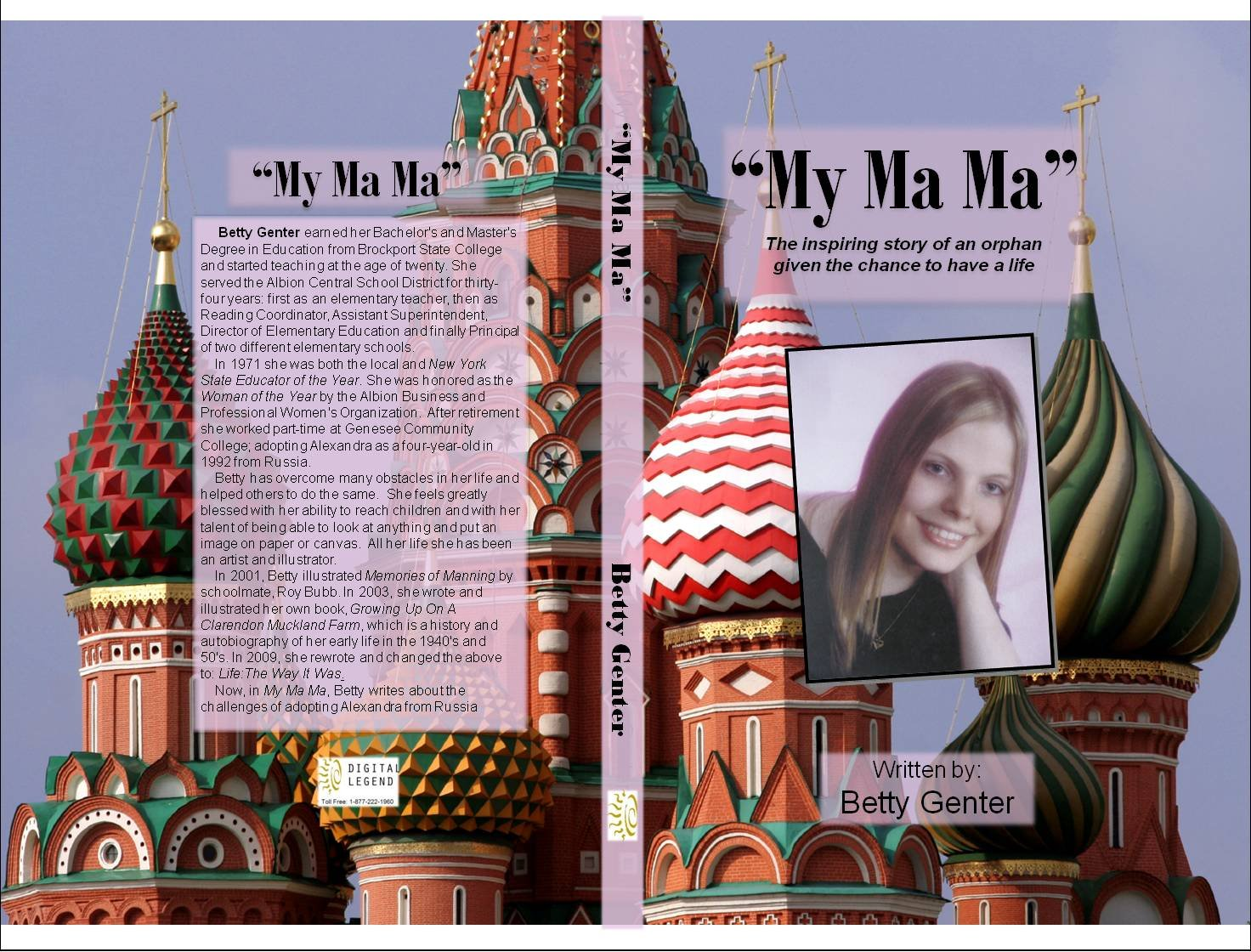 My Ma Ma - The Inspiring Story of an Orphan Girl Given a Chance to Have a Life pdf epub