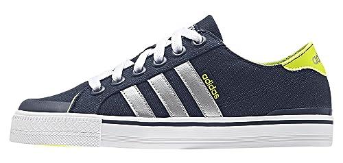 zapatillas adidas azul marino niño