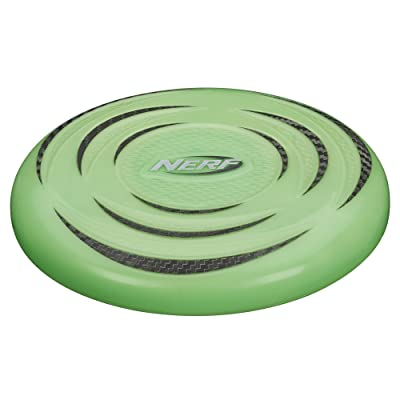 NERF Fire Vision Ignite Flying Disc: Toys & Games
