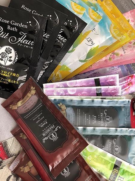 株式会社フィード-入浴剤バラエティ福袋30袋セット
