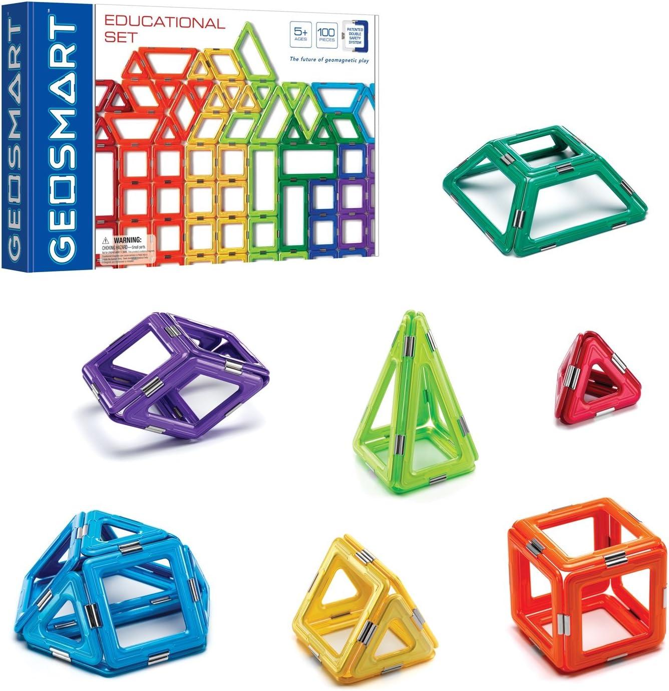 Geosmart Mega Dreieck Set 6