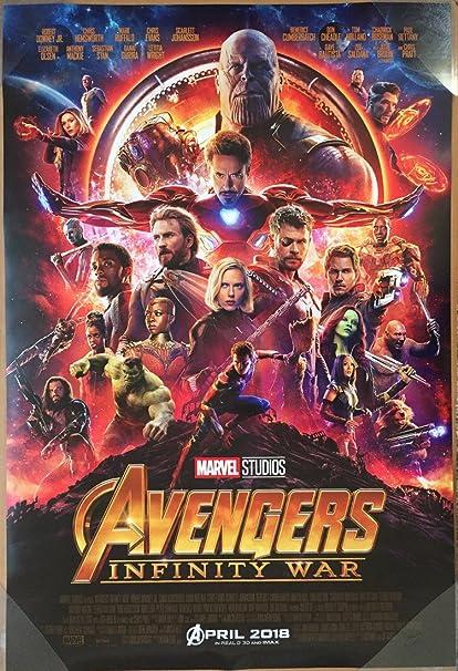 IMDB Avengers Infinity War
