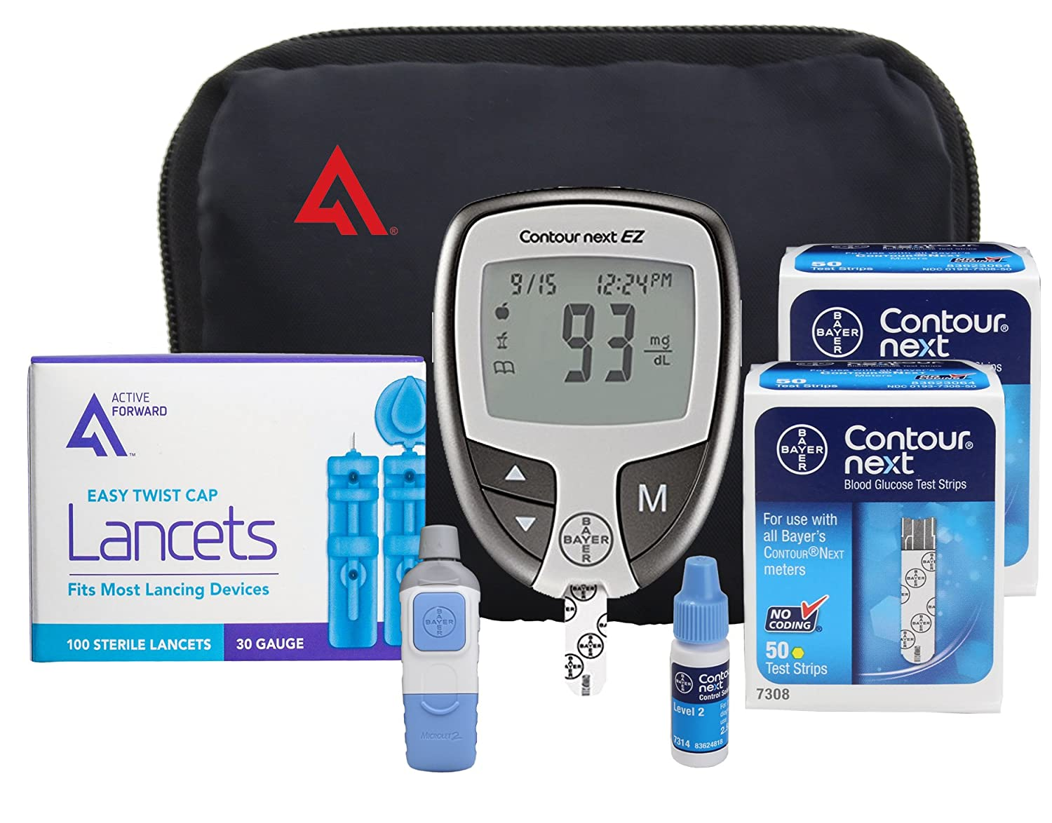 The Best Glucose Meter 1
