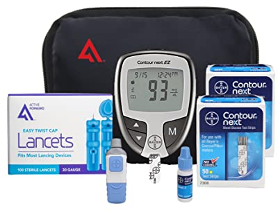 Active1st Bayer Contour NEXT Glucose Meter