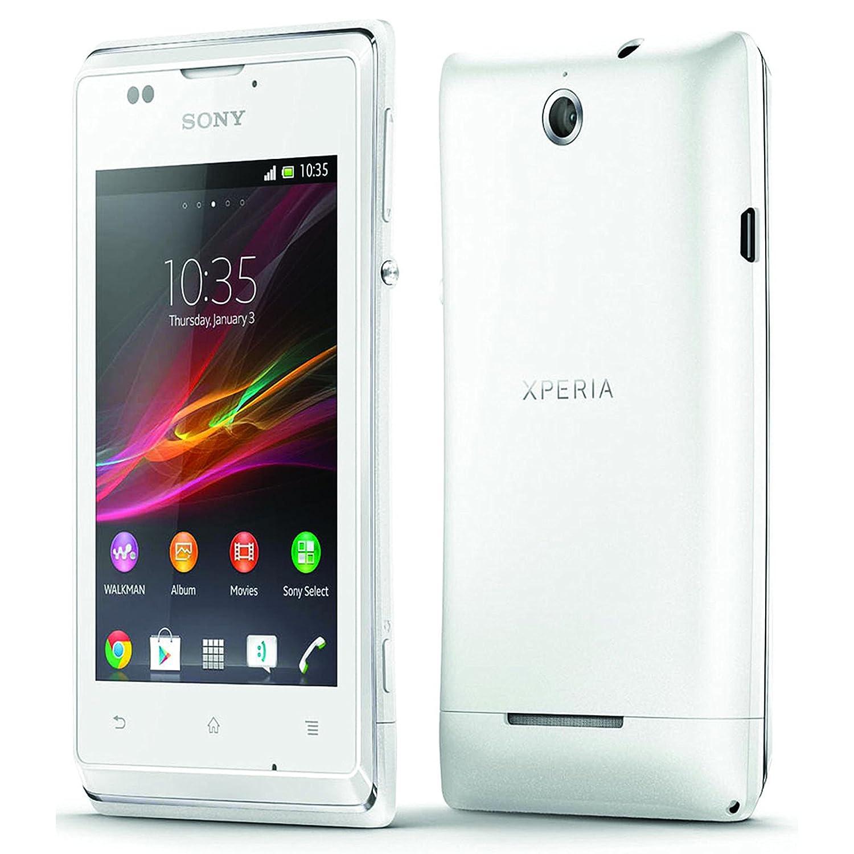 Amazon.com: Sony Xperia E C1504 Unlocked Android Phone-U.S. Warranty ...