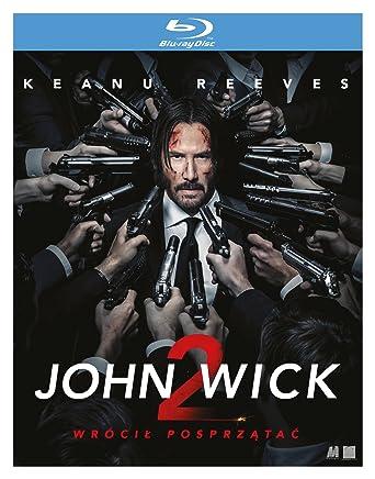 John Wick Chapter 2 Blu Ray Region B Import Keine Deutsche Version