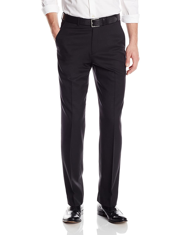 Palm Beach Men's Sam Black Suit Separate Pant Palm Beach Men's Tailored BC2411-2013