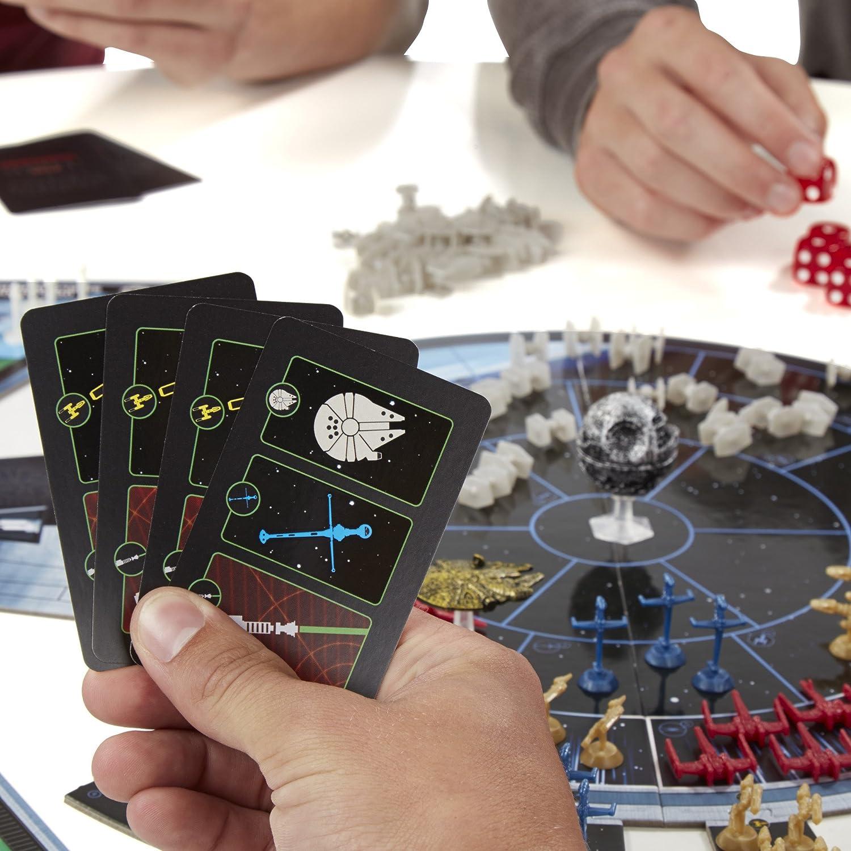 Hasbro® 600940n - Juego Risk The Black Series Star Wars: Amazon.es: Juguetes y juegos