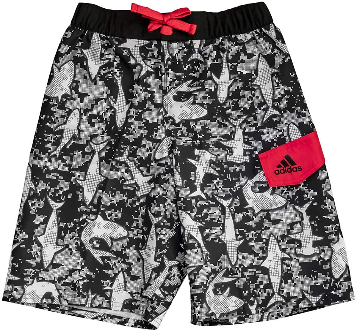adidas Boys Swim Trunks Boardshorts