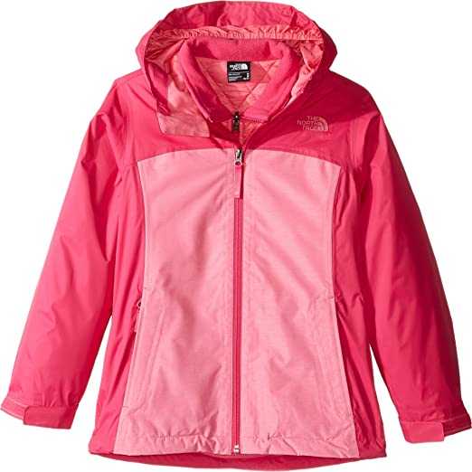 235450f3e Amazon.com  The North Face Kids Girl s Thermoball Triclimate¿ Jacket ...