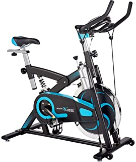 Body Xtreme Fitness Exercise Bike, Home Gym Equipment, Workout at Home, 40lb Flywheel