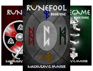Runefool (The Rune Series Book 1)