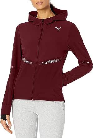 PUMA Women's Runner ID Hooded Jacket
