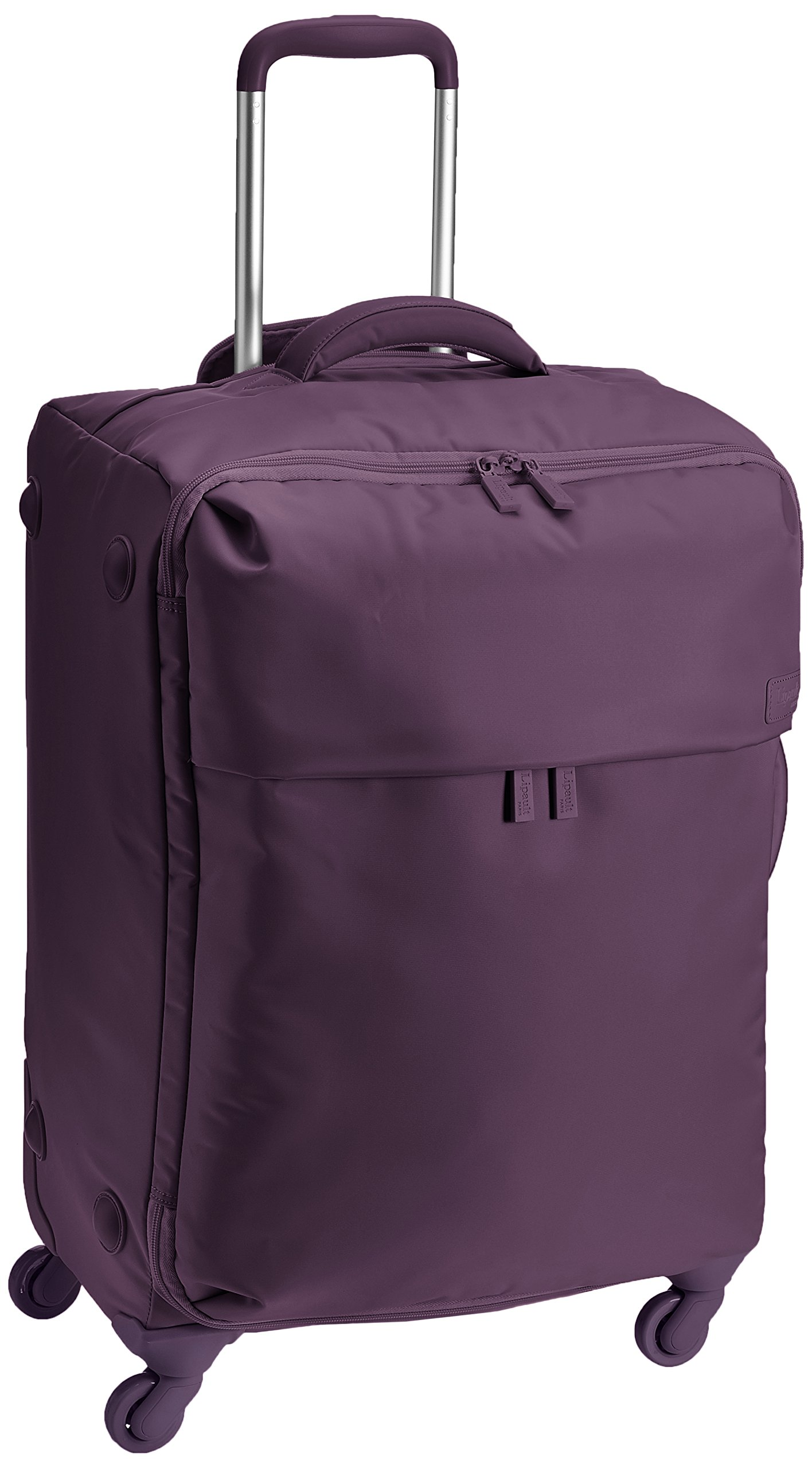 Lipault 4-Wheeled 25 Inch Packing Case, Purple, One Size