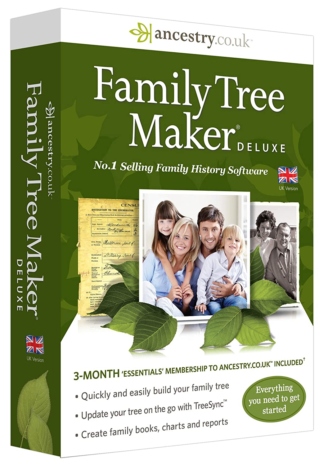 famiily tree maker