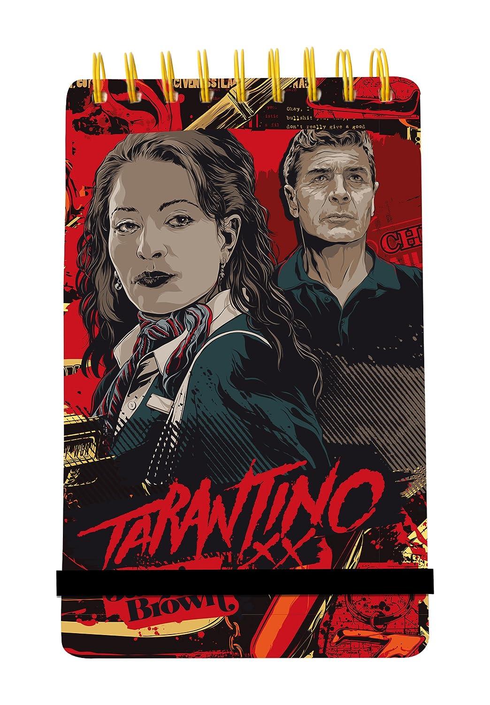 Grupo Erik Editores Premium L Tarantino Bloc-Notes CM14078