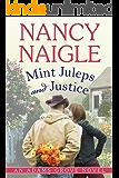 Mint Juleps and Justice (An Adams Grove Novel Book 5)
