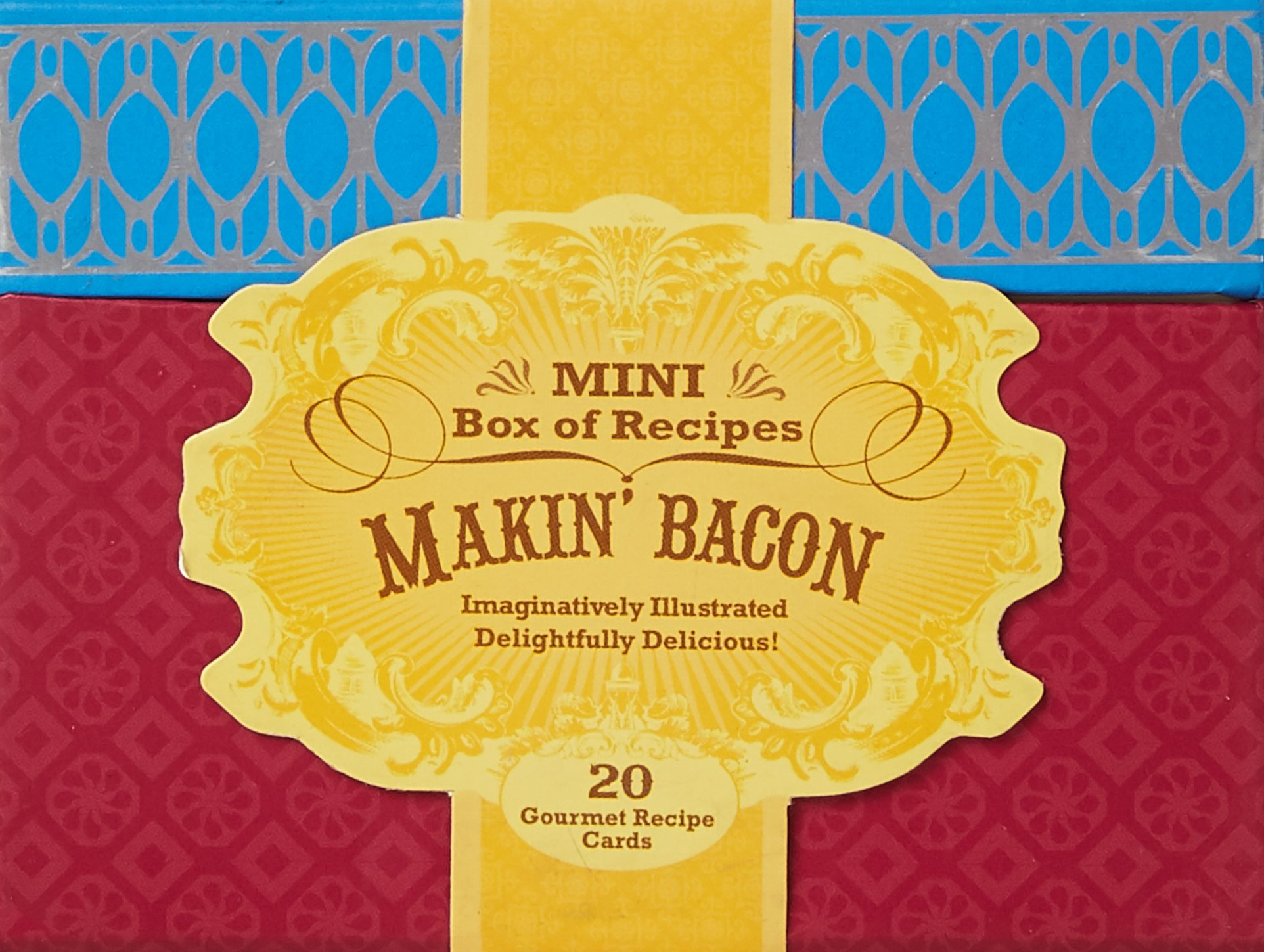 Mini Box of Recipes Makin' Bacon ebook