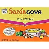 Goya Sazon Arzfran 1.41oz( pack of 3)