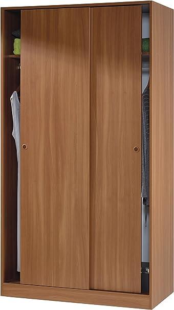 Mobimarket - Armario barato 2 puertas correderas de 90 cms ...