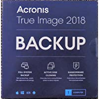Acronis True Image 2018 for 1 Device + Tax Software for Free