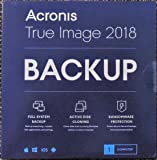 Acronis True Image 2018 1- Device (CD SLEEVE)