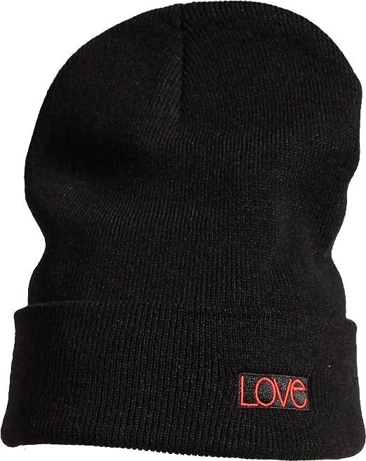 Gorro : Love - Amor - Gorras de Hombre y Mujer - Gorros Invierno ...