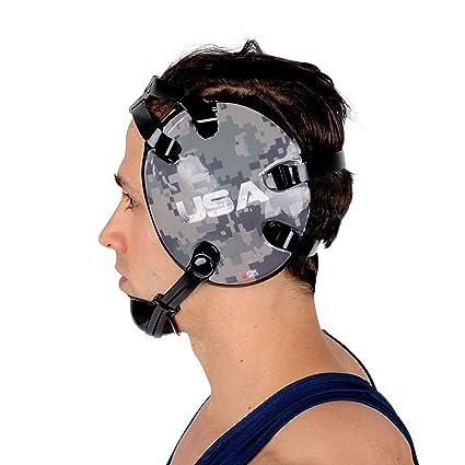 Amazon.com: 4-Time All American Wrestling Headgear para ...