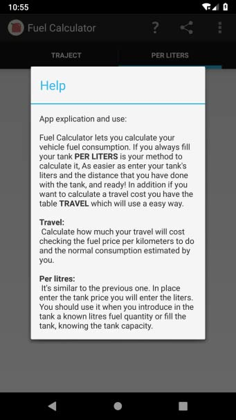 Amazon com: Fuel Calculator: Appstore for Android