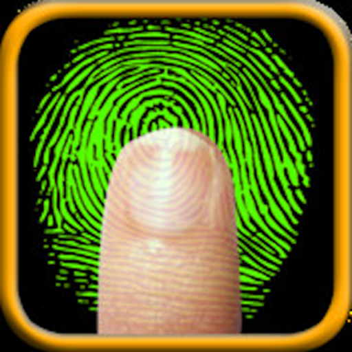 Fingergame Real Fingerprint Scanner