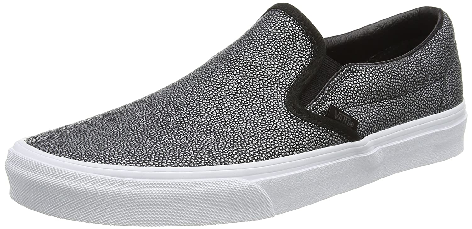 0b10e27f0e Vans Unisex Adults  Classic Slip-on Low-Top Sneakers  Amazon.co.uk ...