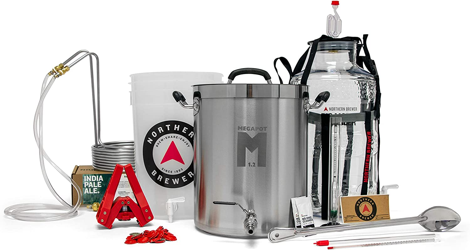 8 Gallon Beer Brewing Kit
