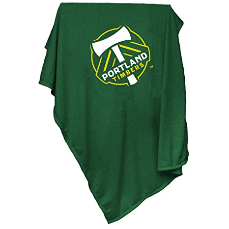 fa163c1702 Image Unavailable. Image not available for. Color  MLS Portland Timbers  Sweatshirt Blanket ...