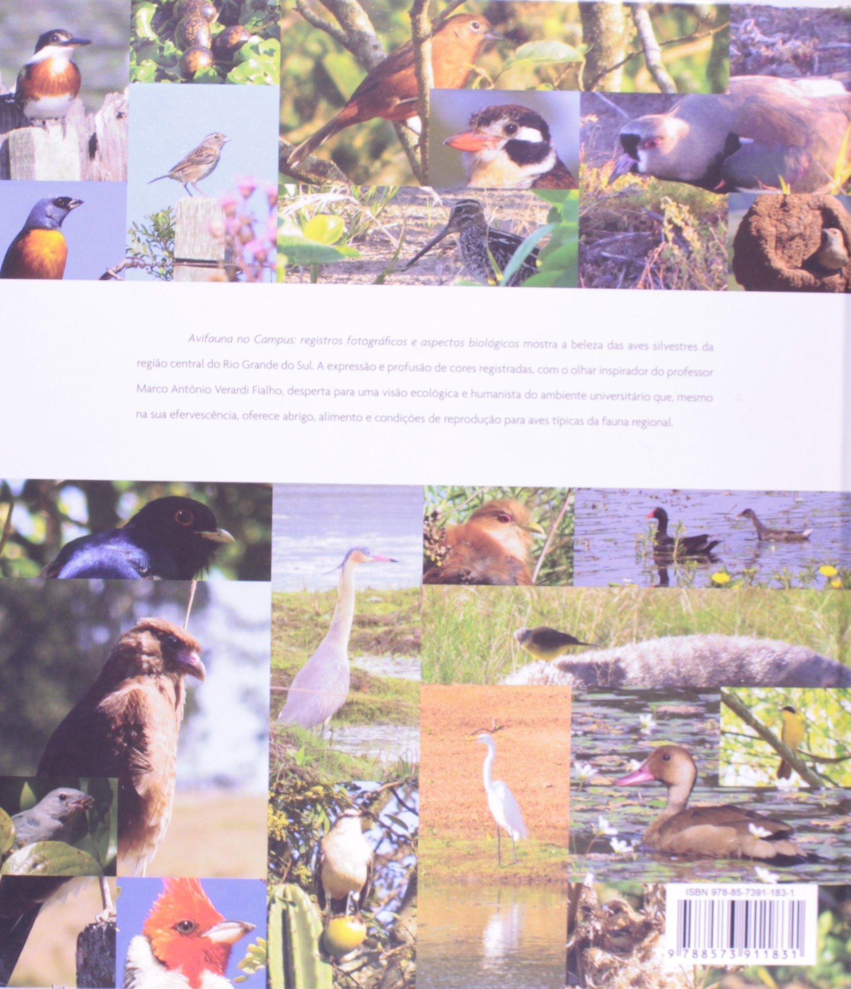 Avifauna No Campus. Registros Fotográficos E Aspectos Biológicos: Maristela Lovato: 9788573911831: Amazon.com: Books