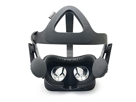 VR Cover Cotton Headphone Covers for Oculus Rift (2 sets)
