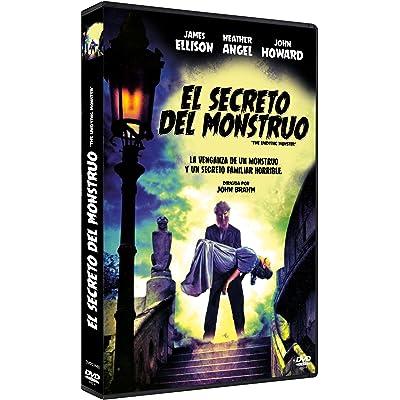 El Secreto del Monstruo 1942 The Undying Monster DVDr